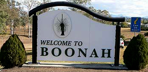 Welcome to Boonah