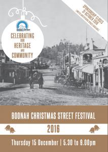 Boonah Christmas Street Festival